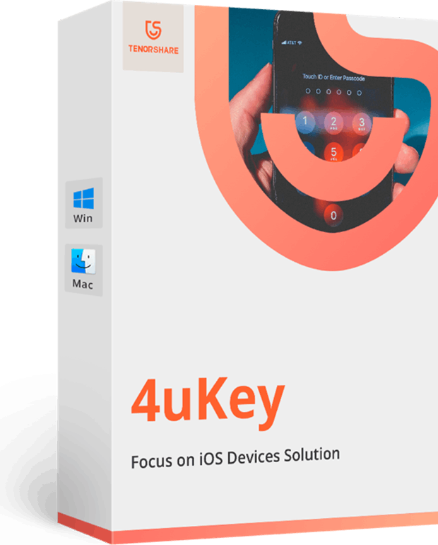 4uKey - iOS