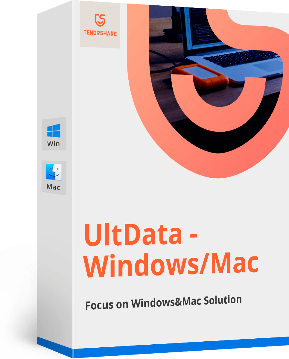 UltData - Windows/Mac