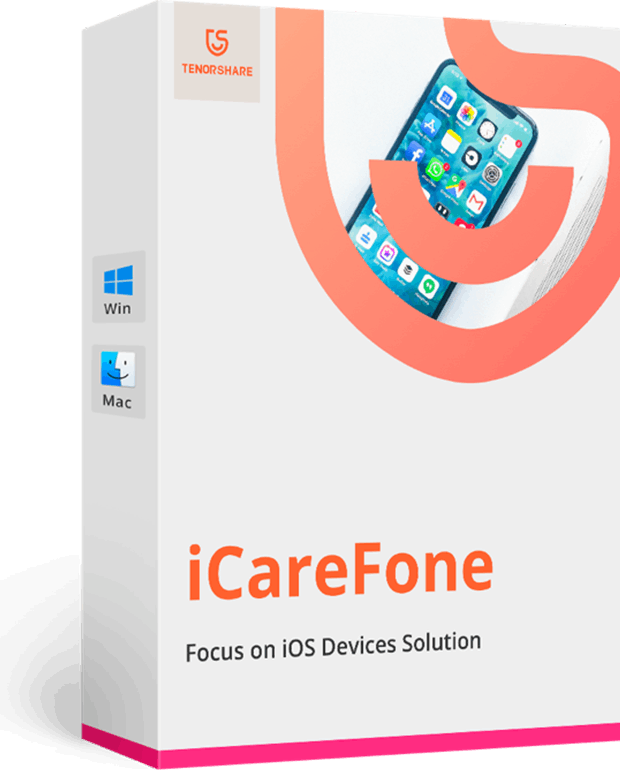 iCareFone - iOS